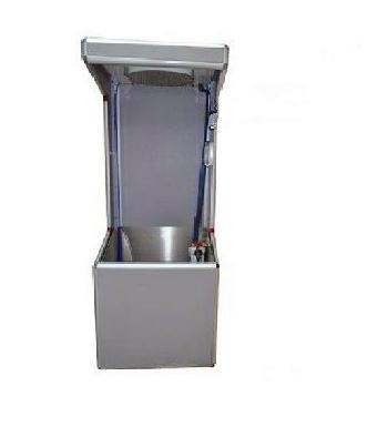 人造草丝渗水性能测试仪