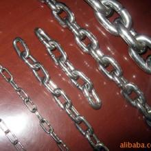 供应DIN766链条 起重链条304工业矿业链条 不锈钢链条304批发