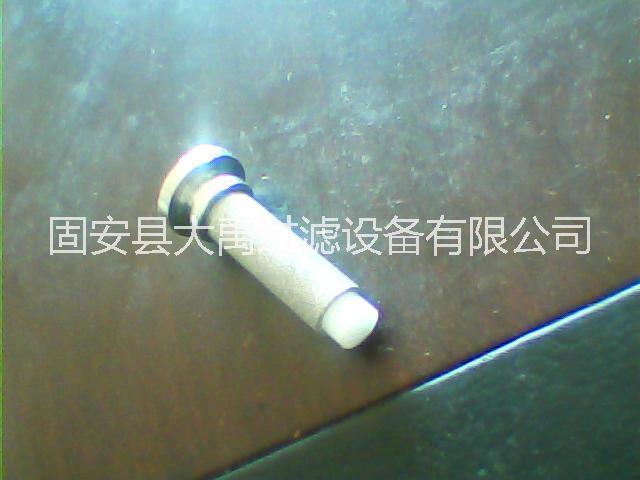 管状不锈钢粉末滤芯  烧结滤芯