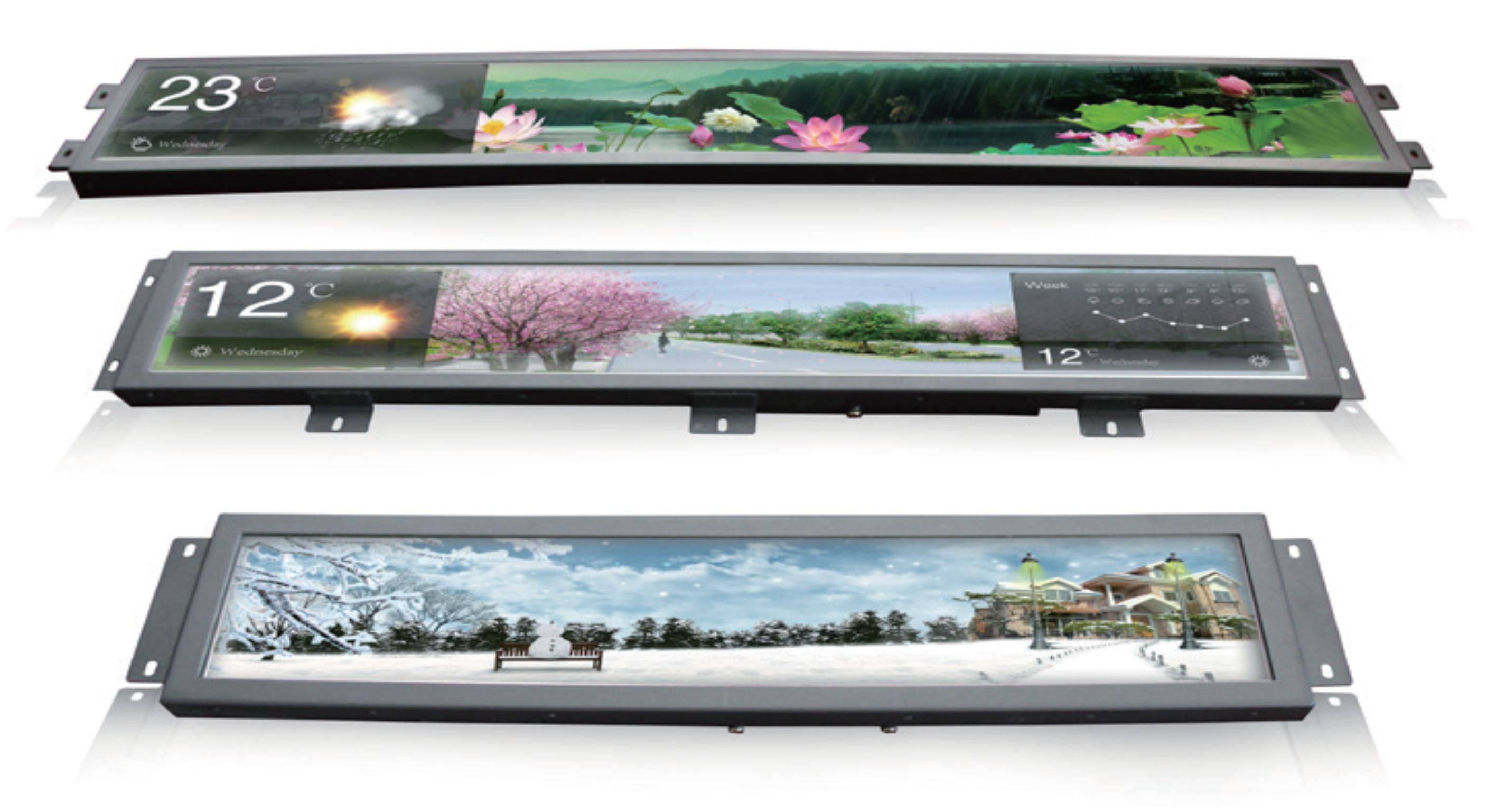 条屏、LCD条屏、长条屏、长条液 条屏、长条屏、长条液晶屏