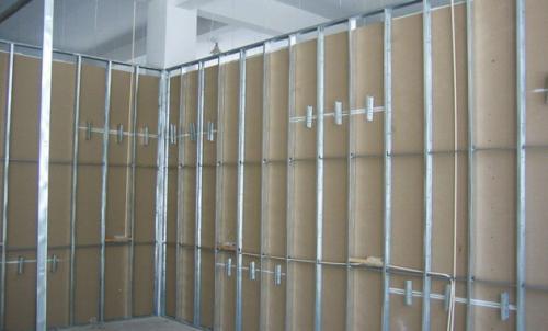 廊坊二手房翻新石膏板打隔断/服务廊坊