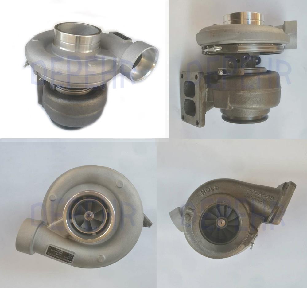 VOLVO卡车FH/FM 沃尔沃涡轮增压器HX55 适用发动机D12A/D12C/D12D