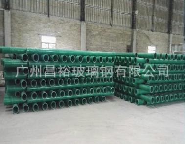 汕头茂名揭阳惠州厂家玻璃钢管150*8(夹砂)无堿无砂型号可定制