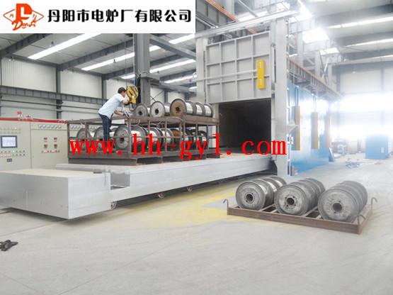 供应550KW铝合金线材时效退火炉 铝合金线材时效炉