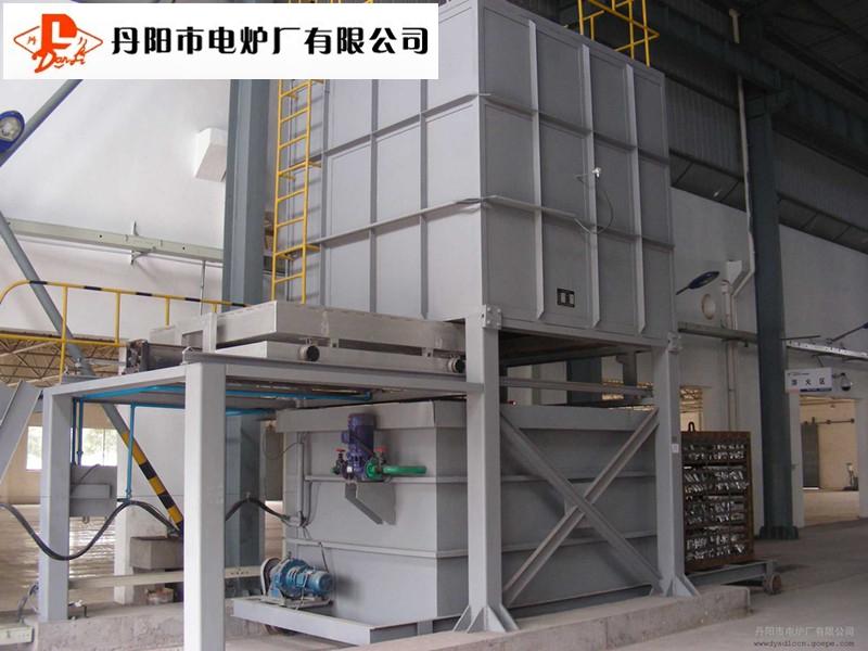 供应90KW铝合金固溶炉 铝合金热处理炉 铝合金T6热处理炉