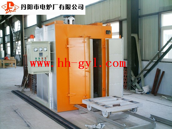 供应45KW铝合金热处理炉 铝合金时效炉