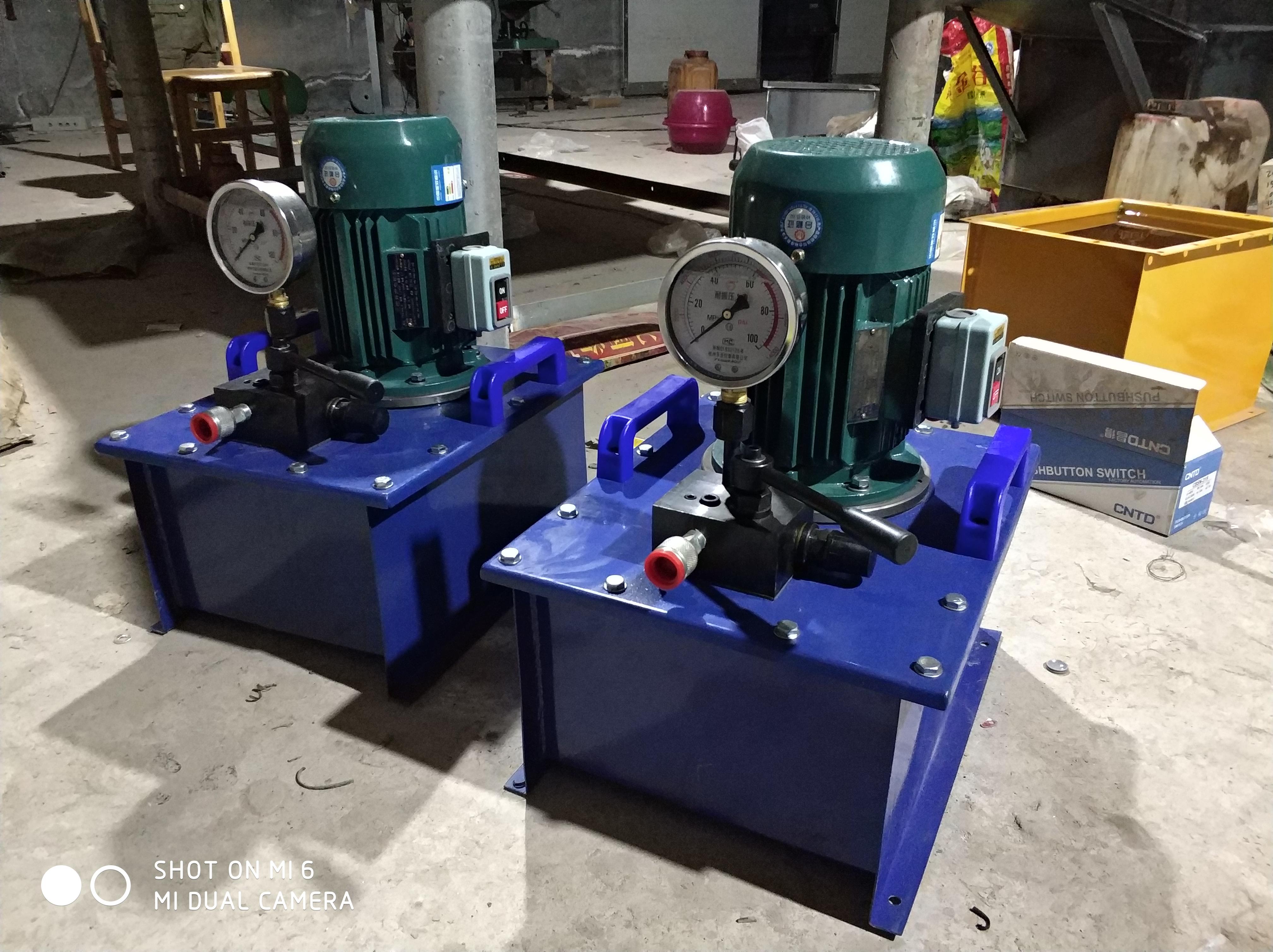 DBD电动液压泵, DBD电动液压泵,电动油泵