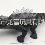 恐龙搪胶玩具图片