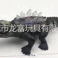 恐龙搪胶玩具 龙富搪胶玩具 龙富玩具 恐龙玩具