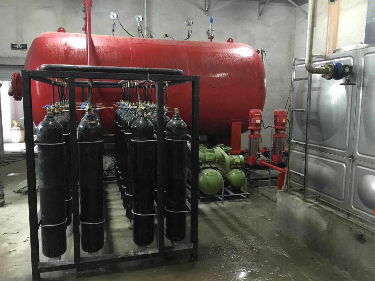 供应DLC0.6/10-6消防气体顶压应急给水设备