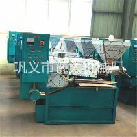 125螺旋榨油机大型商用榨油设备 新型花生菜籽榨油机