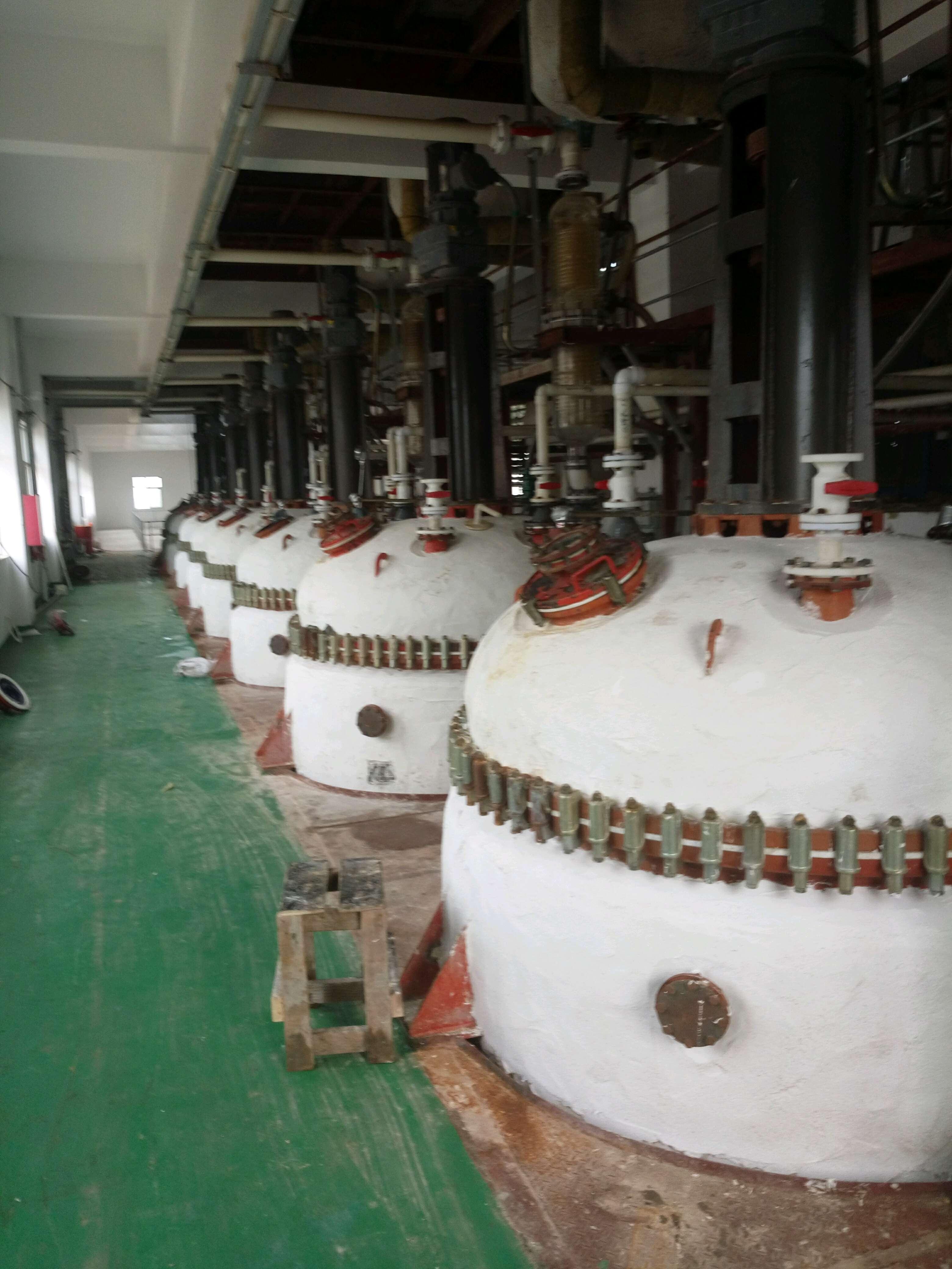 K10000L搪瓷反应釜 专业制造搪瓷反应釜 电加热反应釜蒸汽釜