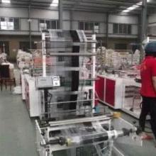 二层共挤快递袋吹膜机 厂家直销建升吹膜机 服装袋吹膜机