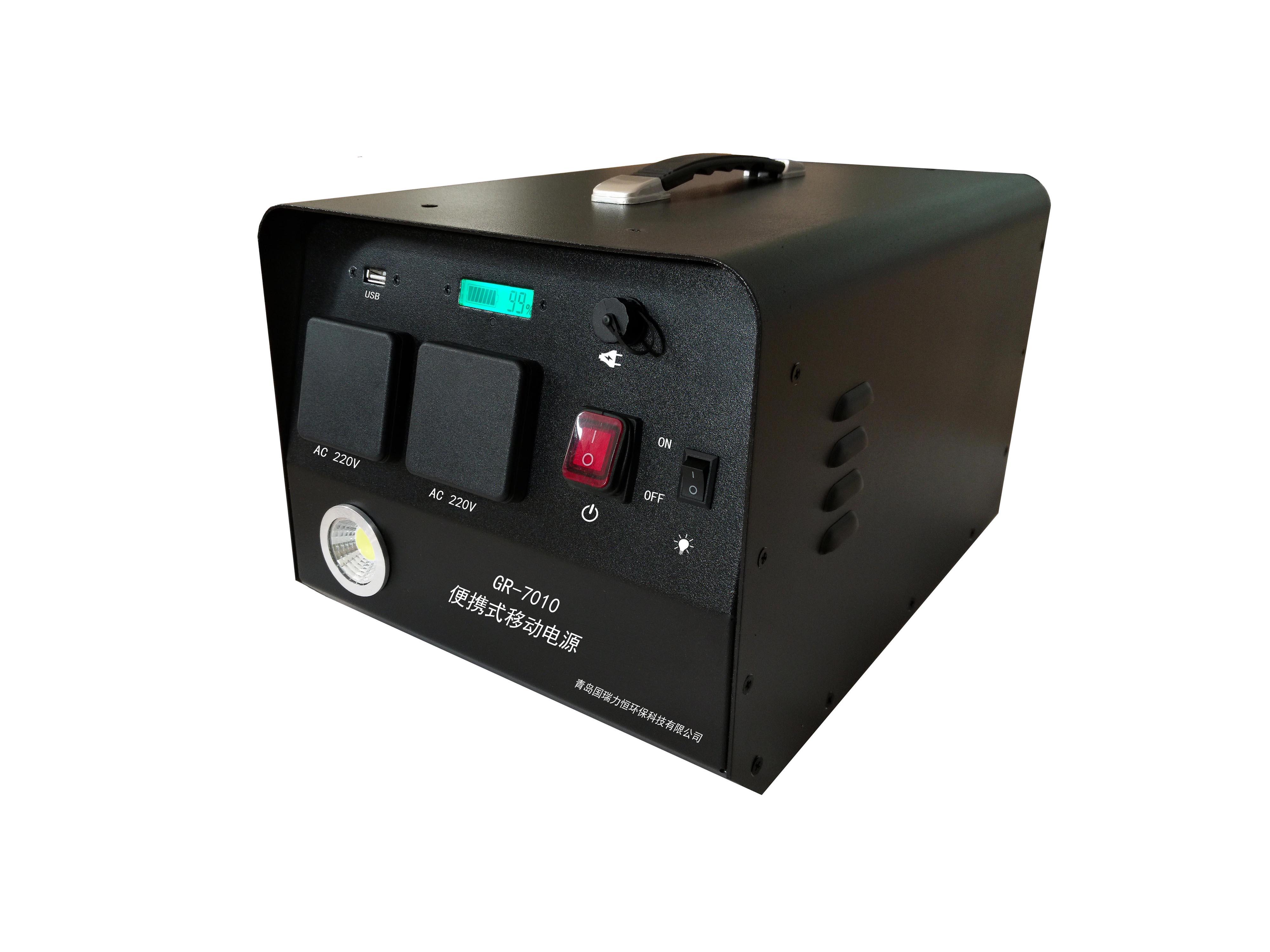 便携式移动电源/采样器专用电源/多功能电源/移动电源交流电源箱