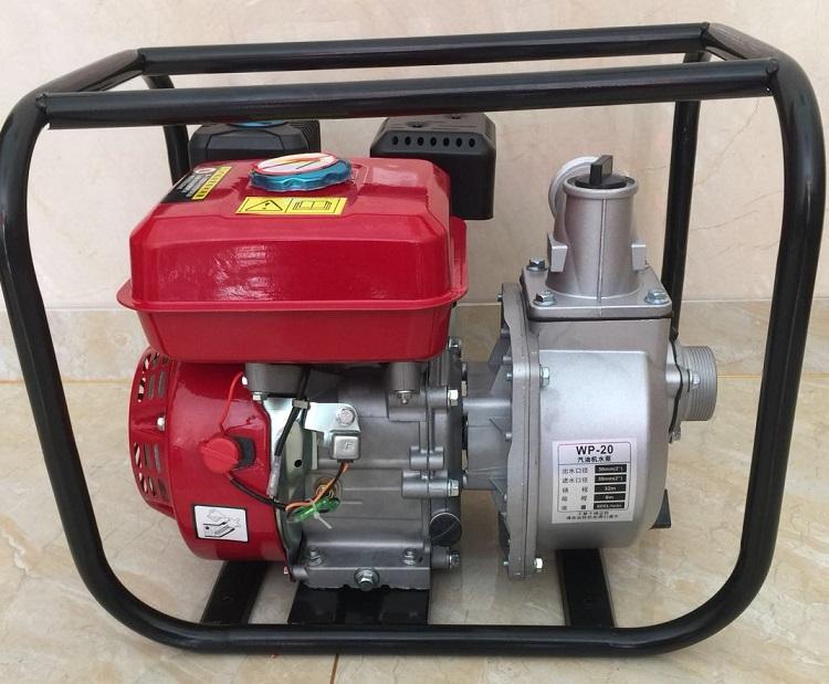 本田2寸4冲程自吸抽水机汽油水泵