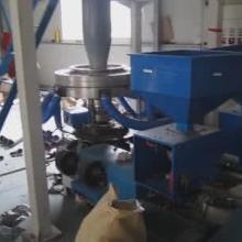 快递袋吹膜机 两层/双层拱挤吹膜机 两层共挤旋转机头吹膜机