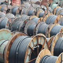 工程废弃电缆回收  橡胶电缆回收 东莞天津电缆回收厂家批发