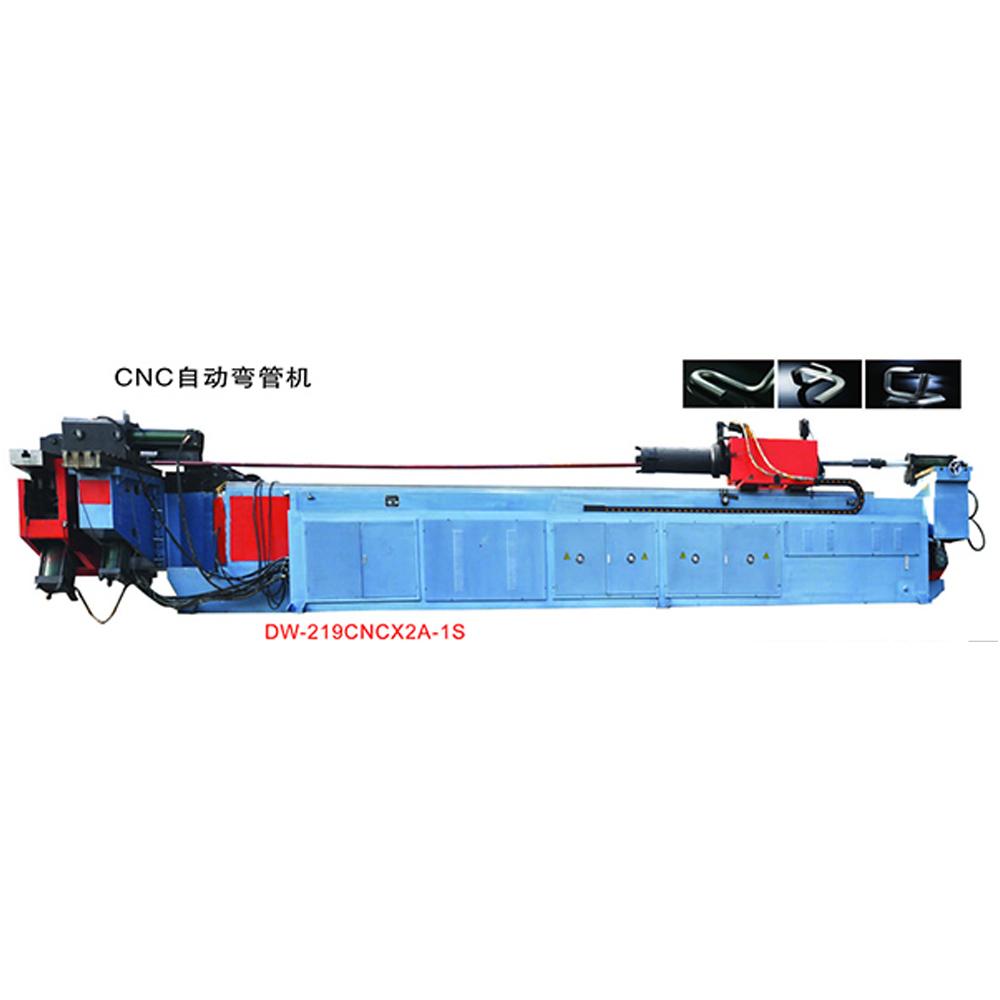 【品质保证】 俊博机械 DW219CNC2A1S全自动弯管机厂家