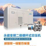 台湾捷豹永磁变频二级压缩螺杆机