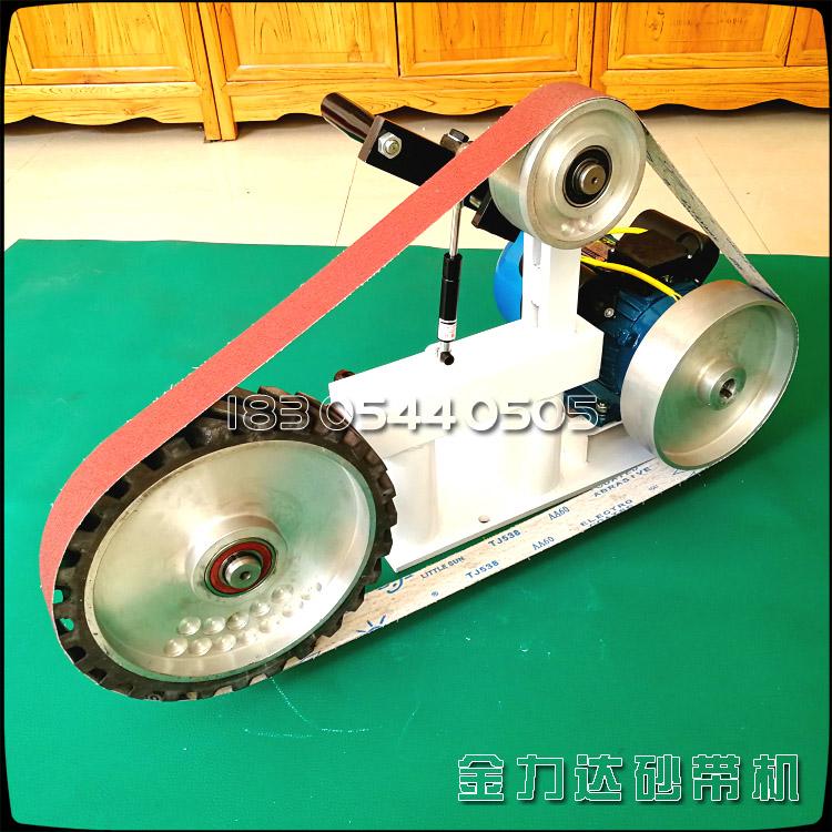 优良砂带机,专业砂带抛光机生产制造厂家-金力达砂带机 优良抛光机