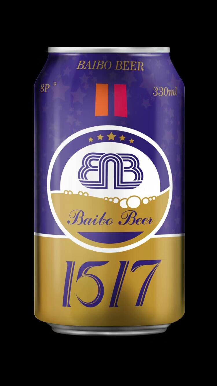 百博啤酒经典醇正330ml麦芽精酿熟(经典) 330ml英国百博啤酒