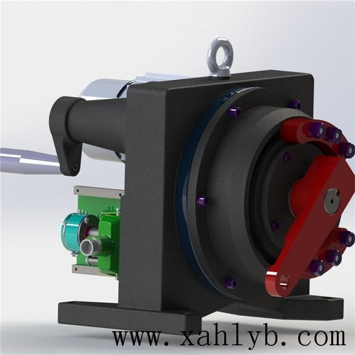 西安恒力仪表研究所专业生产DKJ ZKJ角行程电动执行器