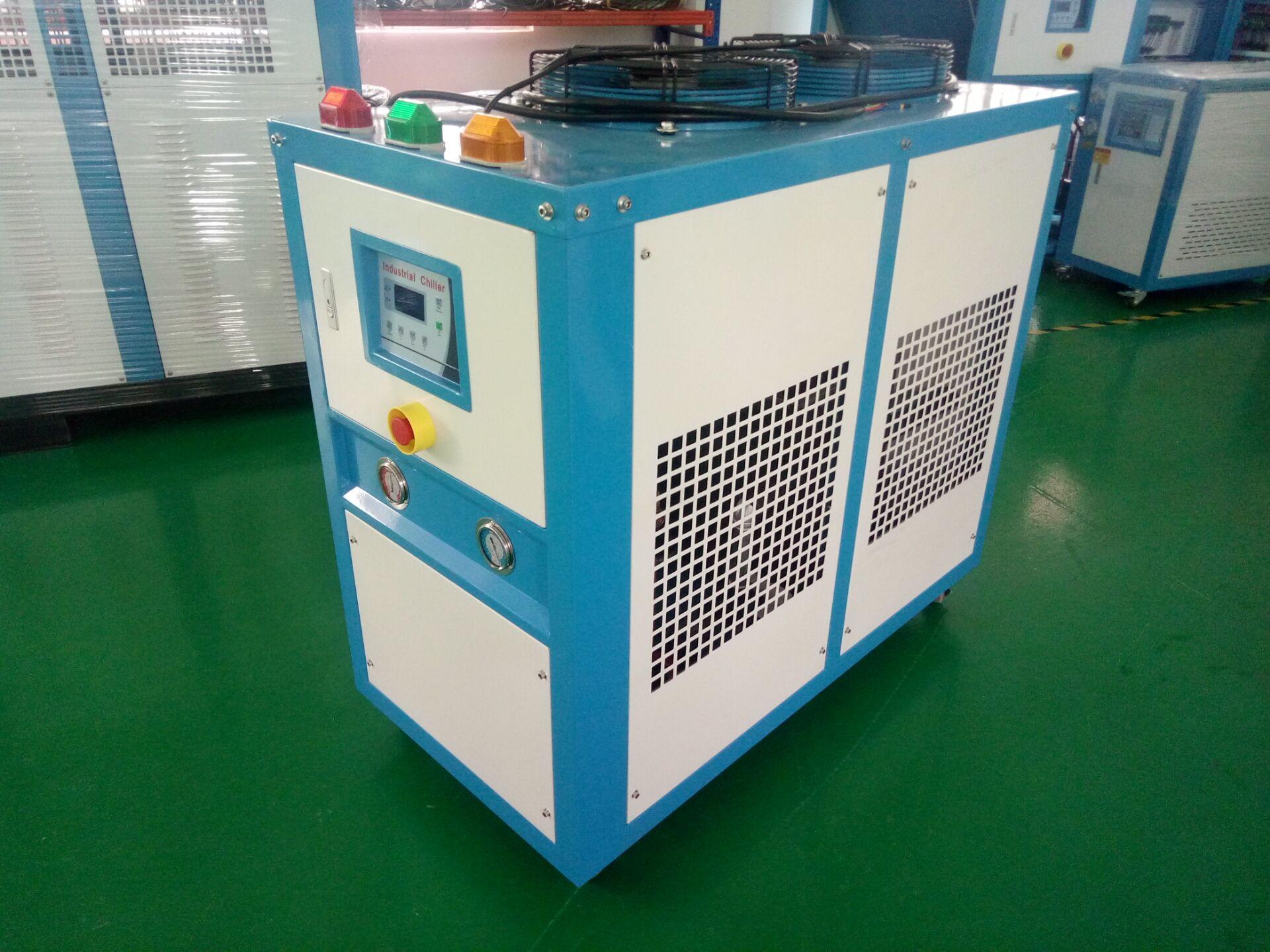 5HP风冷式冷水机图片/5HP风冷式冷水机样板图 (4)
