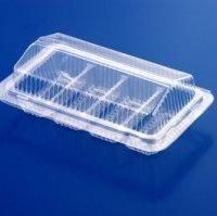 专业定做 水果吸塑盒 食品吸塑包装盒 植绒吸塑盒