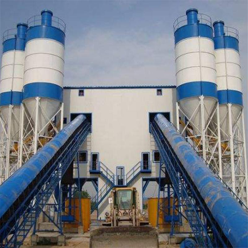 海富机电120型混凝土搅拌站厂家现货供应
