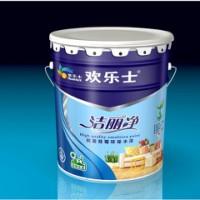 安徽hls800A漆洁丽净味水漆厂家直销 净味水漆报价 净味涂料 欢乐hls800A漆洁丽净味水漆