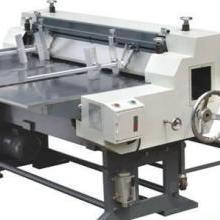 普通蜂窝纸板分切机 全套纸箱机械纸板分料机批发