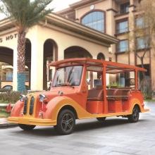 厂家直销11座电动老爷车,旅游观光车 电动游览车图片
