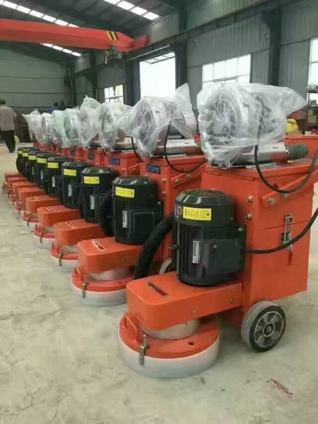 环氧地坪研磨机厂家直销现货供应混凝土地坪研磨机拉毛机 广东环氧地坪研磨机厂家批发