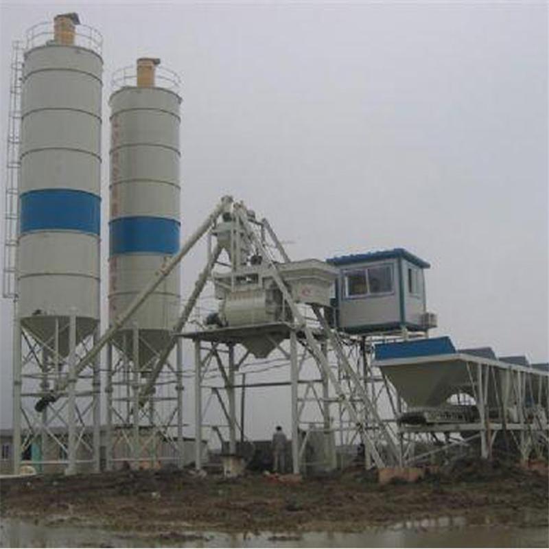 海富机电75型混凝土搅拌站厂家经济耐用