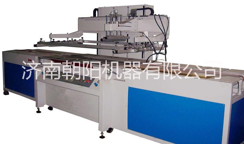 山东济南全自动丝网印刷机 丝网印刷生产线