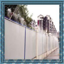 PVC围挡喷淋工程围挡喷淋系统批发