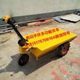 生产工地用电动灰斗车,800w,功能全,可自卸,可拆卸,