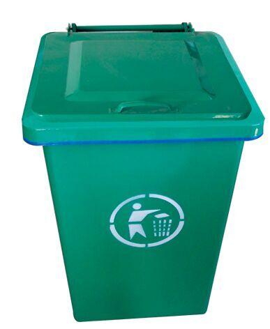 全网低价直销 优质铁制垃圾桶240L 户外带轮可移动 带轮 可加工定制 镀锌240L环卫垃圾桶