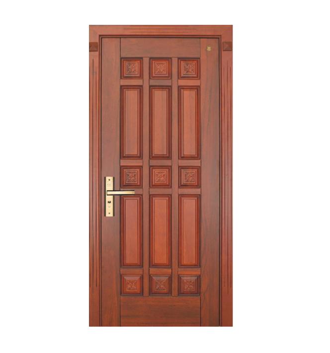 遵义供应新款烤漆实木门  实木烤漆门