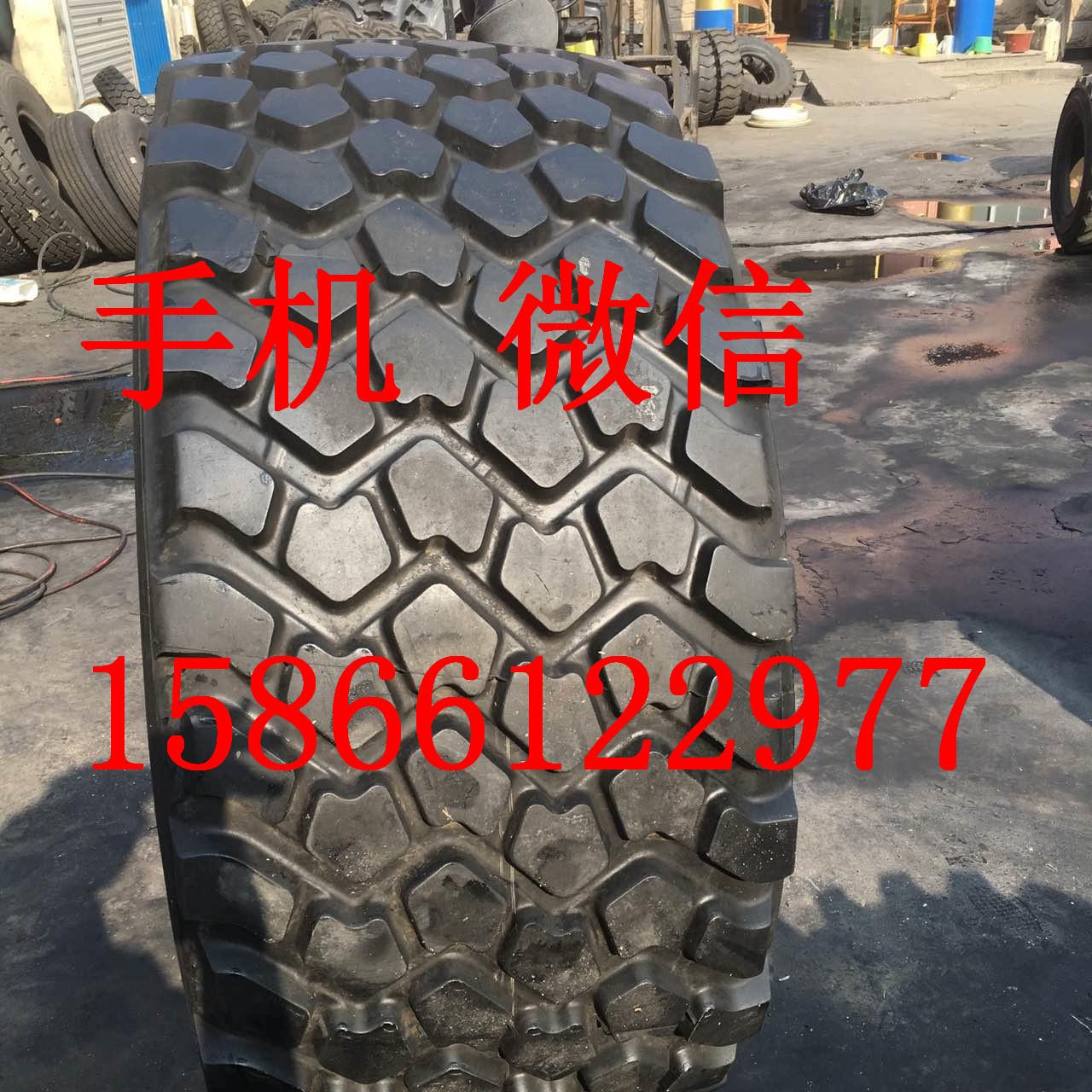 越野轮胎24 21 425/85 21米其林真空越野车轮胎俄罗斯进口车