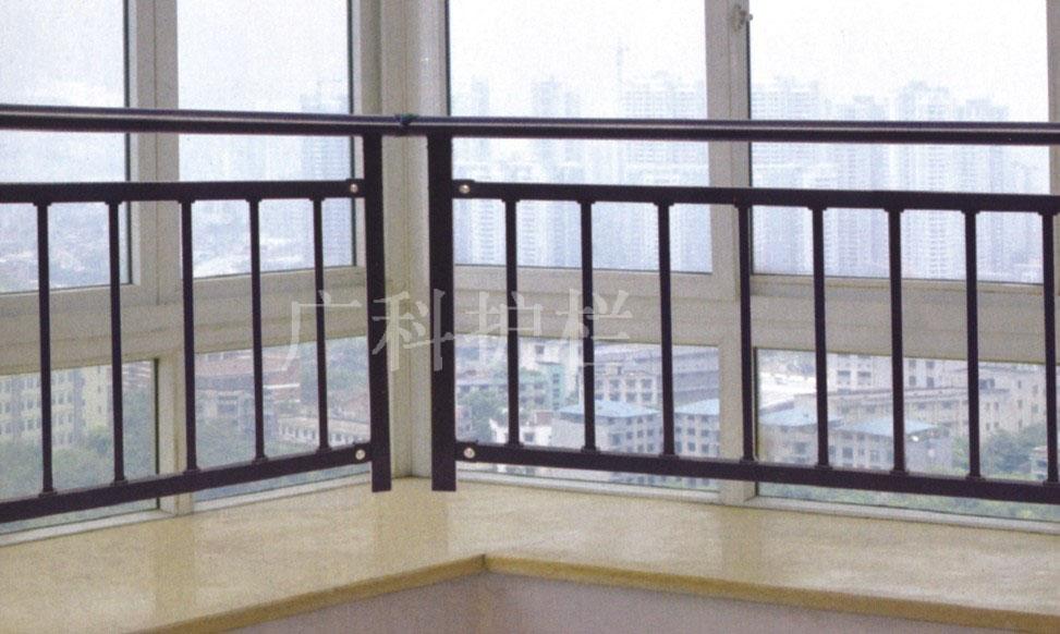 阳台护栏锌钢护栏阳台护栏别墅围栏厂家