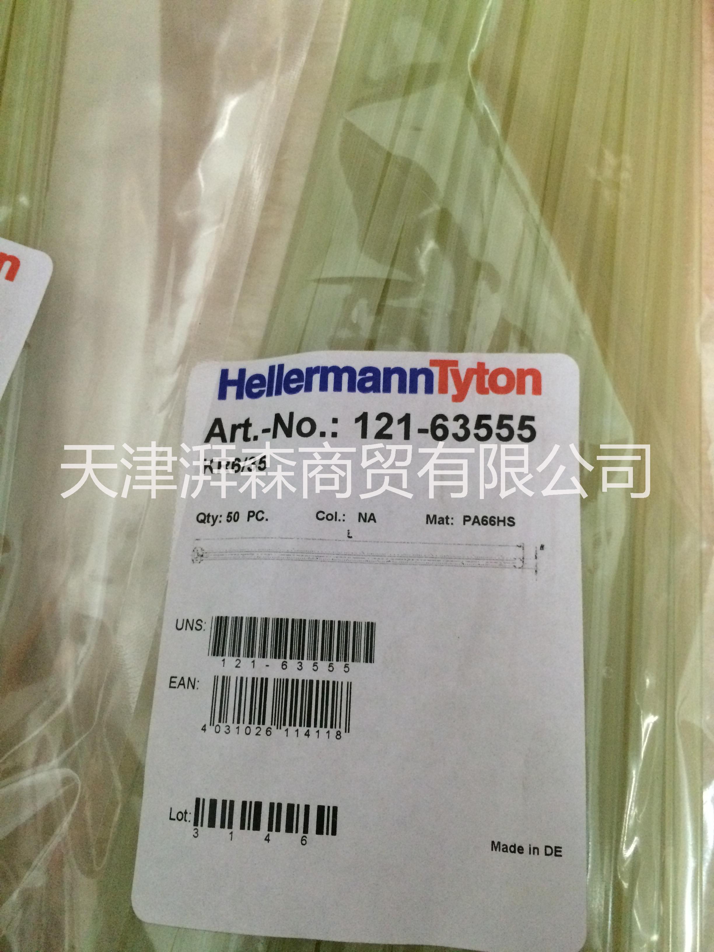 HellermannTyton 121-63555 KR6/35 扎带 现货 天津湃森商贸有限公司
