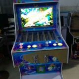 双人打鱼游戏自动礼品售卖机