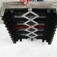 机床风琴式导轨护罩的应用  导轨伸缩风琴罩  磨床伸缩防护罩