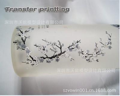 厂家直销水瓶手板 丝印移印