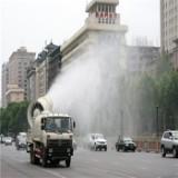 山东降尘雾炮机器青岛采用喷雾机除尘设备