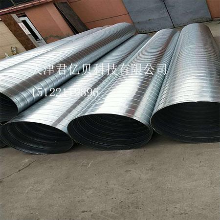 供应用于配电箱制作的镀锌板 冷扎板 热板 开平纵剪价格优惠 质量保证 北京螺旋风管