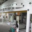 韩国技术镭射膜涂布模压一体机图片