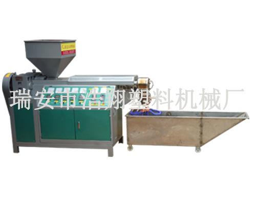 PVC塑料管挤出机 PVC塑料管材生产线 定制特价塑料挤出机械设备