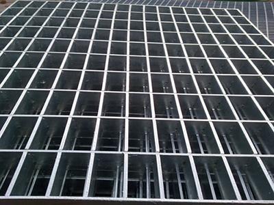 平台钢格栅板图片/平台钢格栅板样板图 (3)